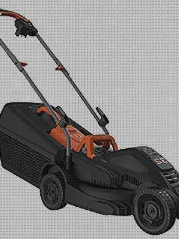 9 Mejores Cortacesped Electrico Black And Decker
